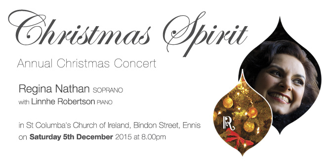 Christmas Spirit | Annual Christmas Concert, Ennis