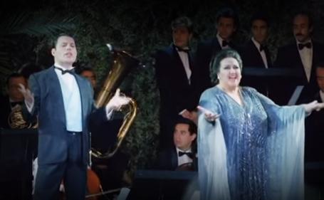 Never mind Montserrat Caballé. Who is Freddie Mercury?